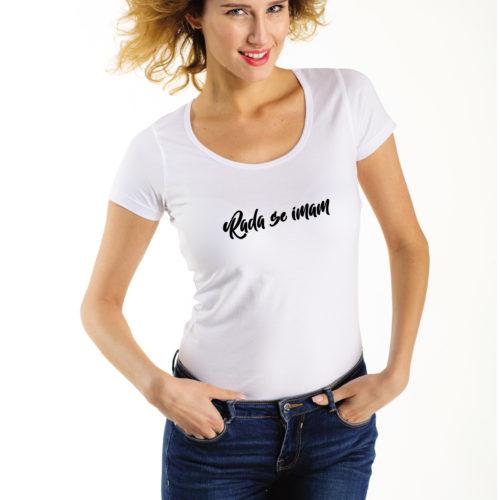 Majica Rada se imam